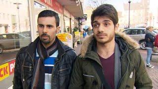 Enttäuschte Flüchtlinge: Ein schwerer Weg bis zur Integration