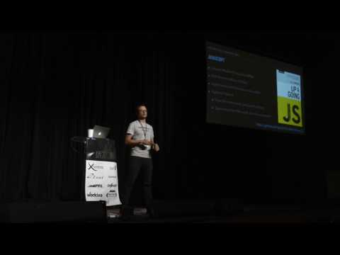Gabe Rudy - Building A Cross-Platform App In JavaScript With React Native & Exponent - BSDC 2107