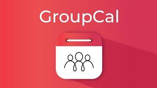 GroupCal. Nice to Meet!