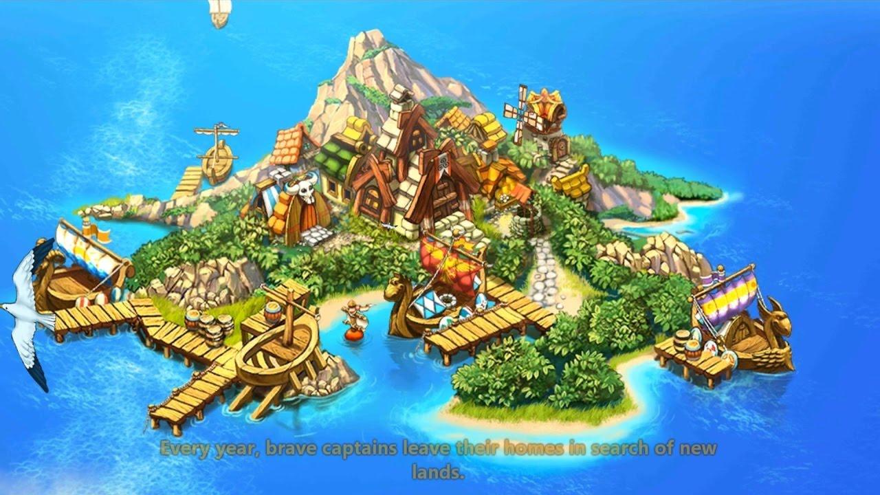 Harvest Land Level 1 HD 1080p