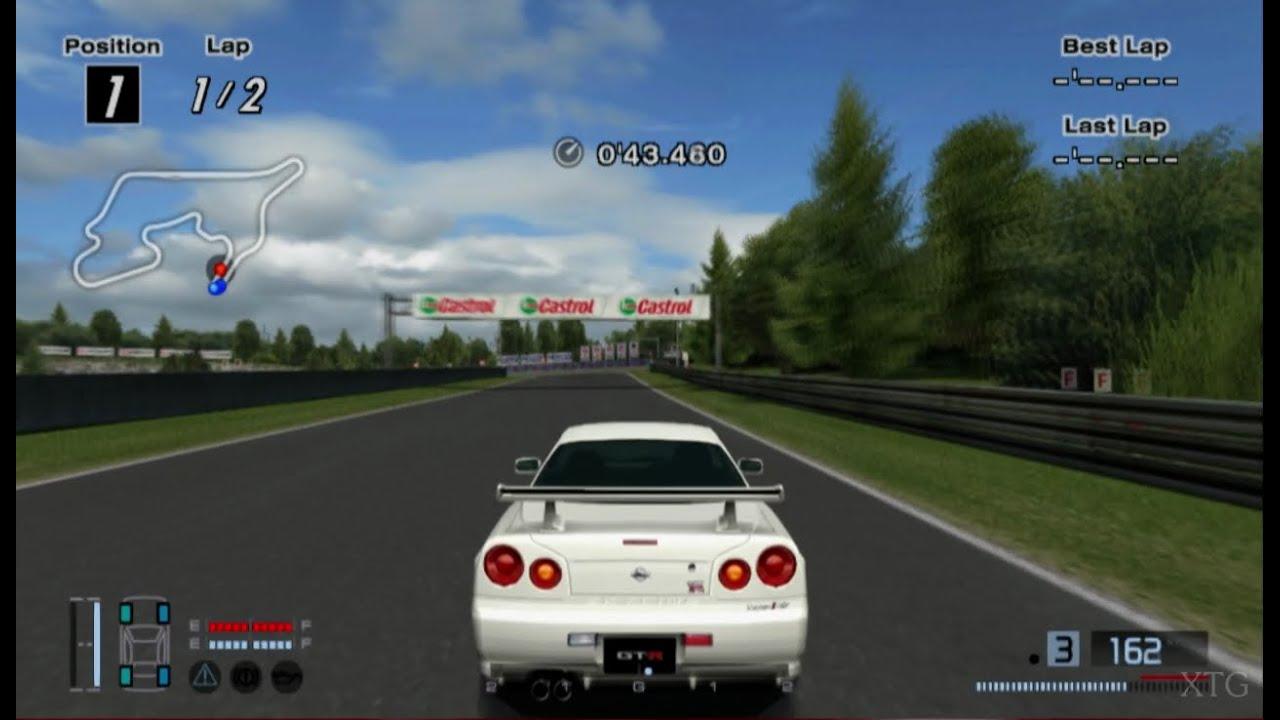 Nissan SKYLINE GT-R V-spec II Nür (R34