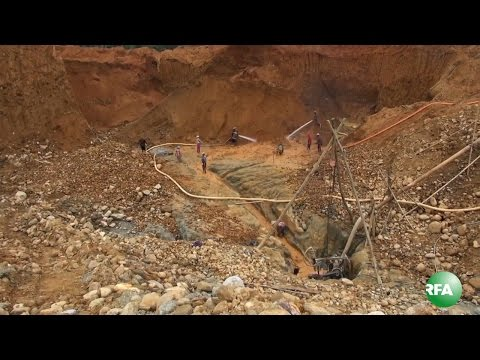 Special Report: Gold mining and Environment in Kachin State- Part 8