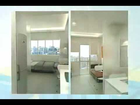 Sm the grass residences condotype 0004cqc youtube for Smdc 1 bedroom interior design