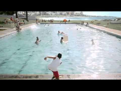 Реклама Coca Cola 2013 / Кока Кола - Освежи это лето (The Wanted - Chasing The Sun)