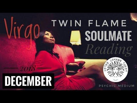 Virgo Twin Flame Soulmate Reading December 2018