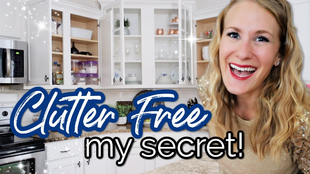 """I tried """"Swedish death cleaning"""" and it worked 😱 (my organizing secret!)"""