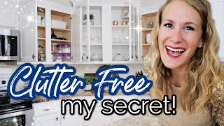 "I tried ""Swedish death cleaning"" and it worked 😱 (my organizing secret!)"
