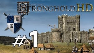 Stronghold HD Gameplay - Mission 1 - Gathering the lost