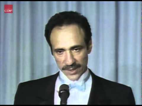 F. Murray Abraham being named best actor at the 1985 Academy Awards