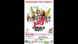 Allen B. feat Sarah Michelle Live NRJ CORSICA PARTY