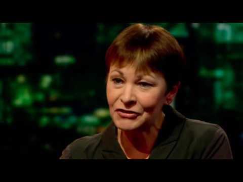 Caroline Lucas on Tony Blair