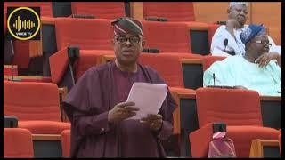 Full Video: Nigeria Sen Begins Debate On Eithopia Airline That Crashed thumbnail