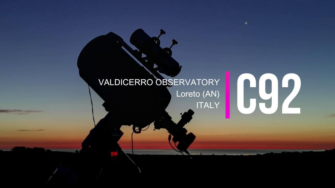 C92 - VALDICERRO OBSERVATORY