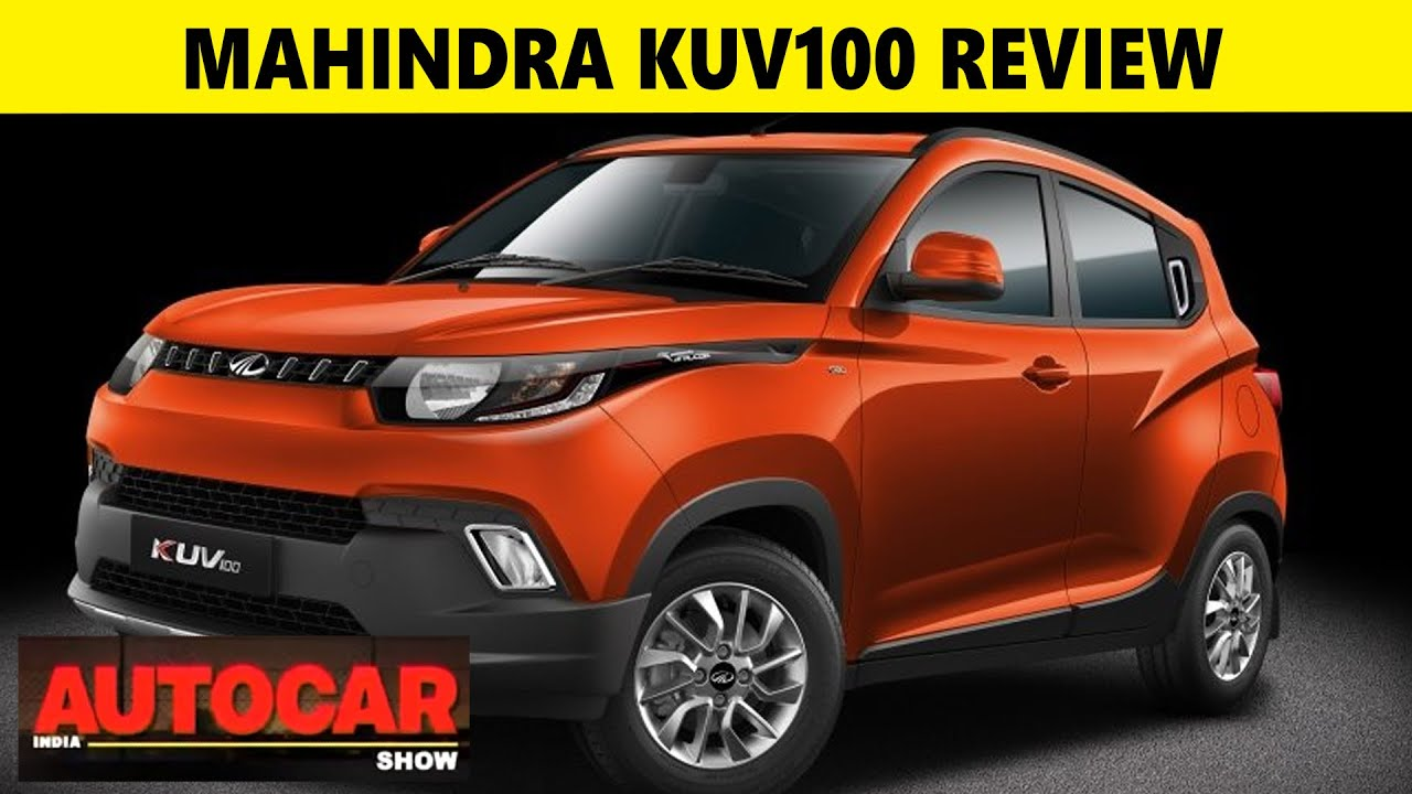 Mahindra kuv100 review amp first drive autocar episode 6 youtube
