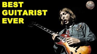 Duane Allman   The Rise and Tragic Ending of the Guitar Great