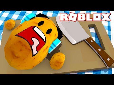 O AUTHENTIC VIROU UMA BATATA !! - Roblox (Potato Simulator)