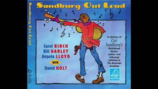 "Sandburg Out Loud: ""Little Girl, Be Careful What You Say"". Angelalloyd.com"