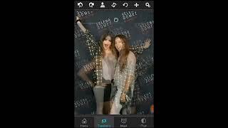 Selena Gomez Twin Manip | ash`