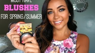 Must Have BLUSHES for Spring/Summer! Thumbnail
