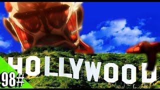 SHINGEKI NO KYOJIN LLEGA A HOLLYWOOD | Noticias anime 98#