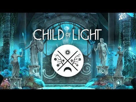 Child of Light trailer shows fairytale whimsy and co-op