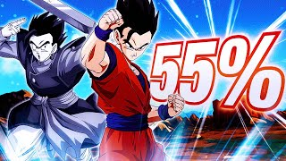 HOW GOOD IS TRANSFORMING ULTIMATE GOHAN WITHOUT DUPES? (DBZ: Dokkan Battle)