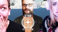 STAR CITIZEN #007 🚀 Gronkh, Pandorya und eine Heidi im All