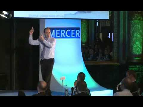 Future of Fund Management: banks, pensions, trust, and investment banking - speaker