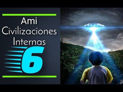 Ami 3: Civilizaciones Internas Enrique Barrios | Capítulo 6 - ROMANCE PRIMAVERAL