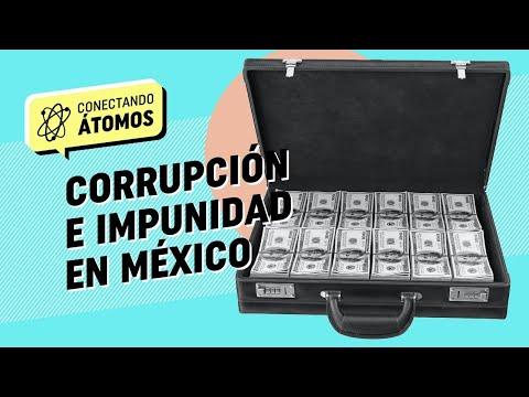 Conectando Átomos Ep.16 Corrupción e impunidad en México