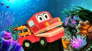 Los Animales Acuáticos - Barney El Camion - Canciones Infantiles - Video para niños #