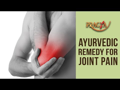 HEALTH TIPS- Ayurvedic Remedy For Joint Pain- Dr. Preeti Chhabra (Ayurveda Expert)