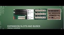 Expansion Slots in PC - ISA, VESA slots