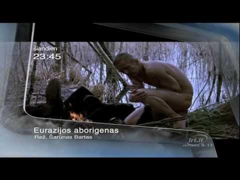 """LTV @ Premjera! Šarūno Barto kūrybos retrospektyva """"Eurazijos aborigenas"""" (anonsas)"""