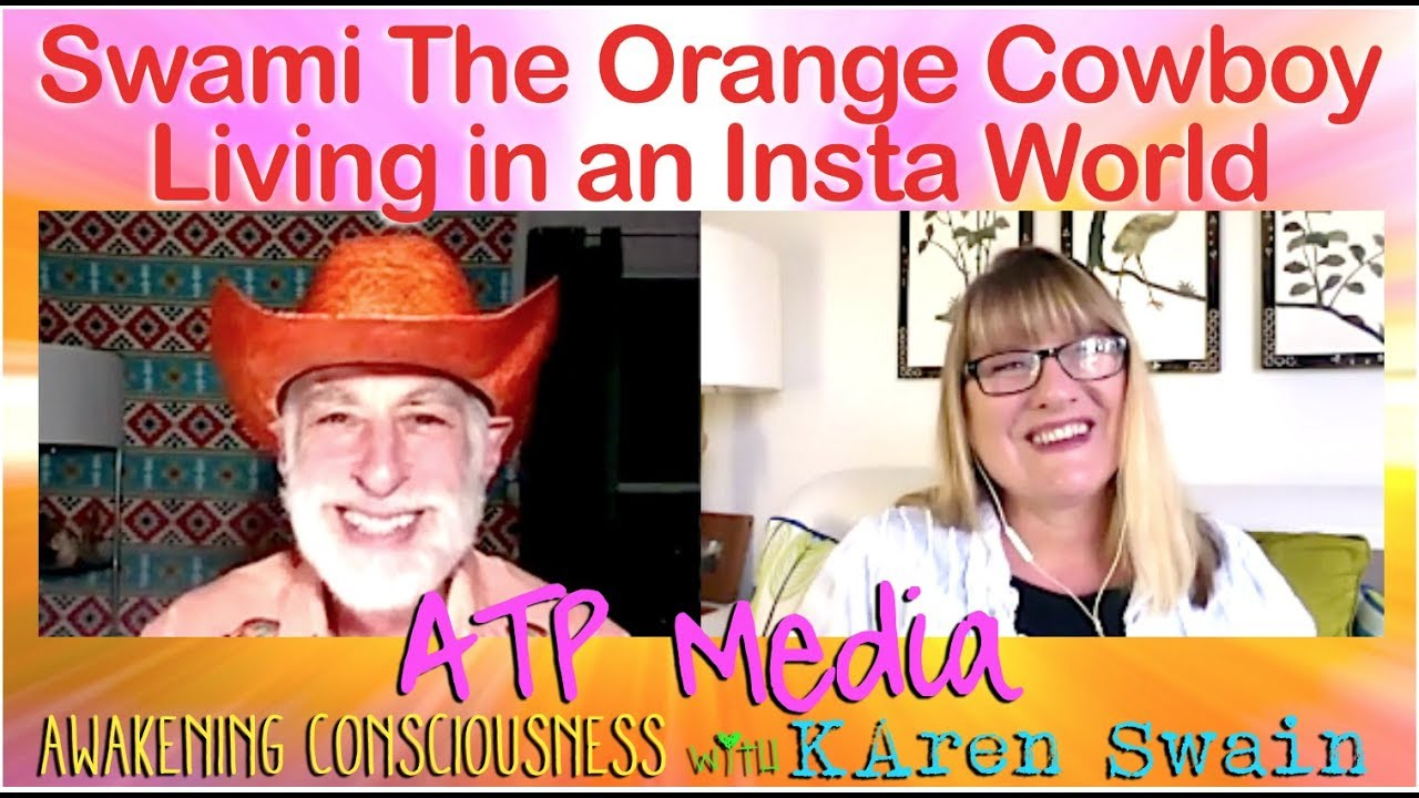 Instant Manifestation and Healing with Swami The Orange Cowboy