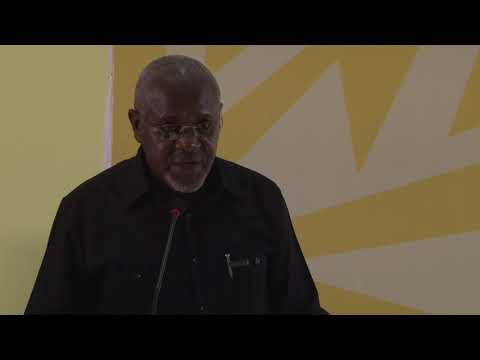 Hon  Eng  Atashasta Nditiye, Deputy Ministry For Works, Transport And Communication