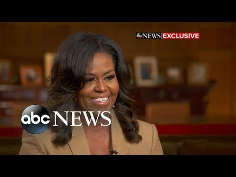 Michelle Obama on what she would tell her pre-White House self