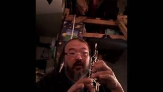 Oboe Repair 101 V 1. G#/F# adjustment