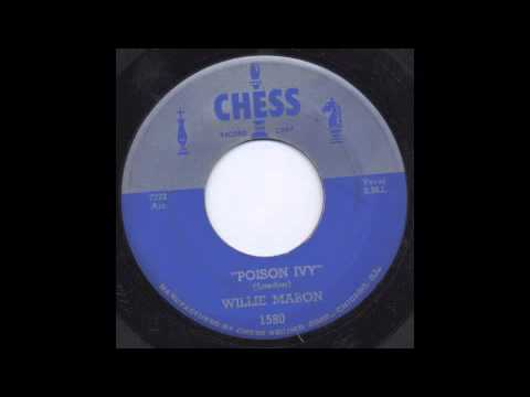 Willie Mabon Poison Ivy - Guilty Blues