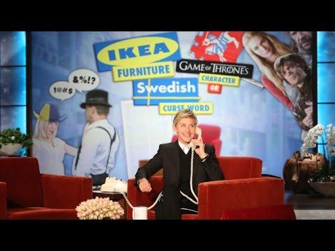 IKEA Furniture, Swedish Curse, or Game of Thrones?
