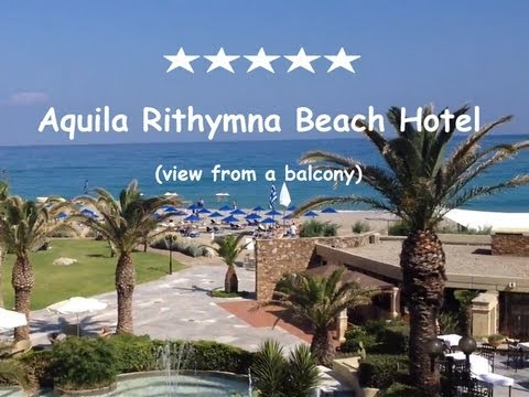 Rethymnon Beach Hotel Crete
