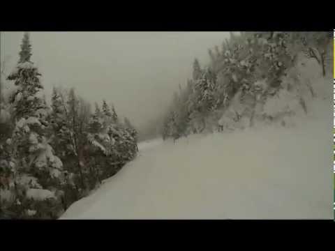 Trip down the Mt Washington Auto Road