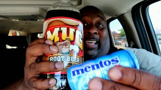 The Frigid, Das Boot, 2 Liter Root Beer & Mint Gum Challenge