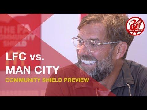 Liverpool vs. Man City - Community Shield | Jurgen Klopp Press Conference