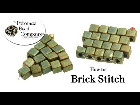 How To Brick Stitch