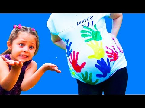 Learn Colors For Kids , Body Paint & Finger Family Color Nursery Rhymes In Kids Video By Chiki-Piki
