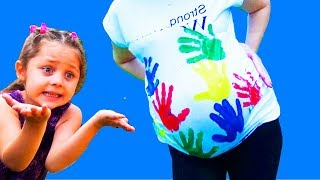 Learn Colors For Kids , Body Paint & Finger Family Color Nursery Rhymes In Kids By Chiki-Piki