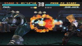[TAS] Tekken 3 - Paul Phoenix