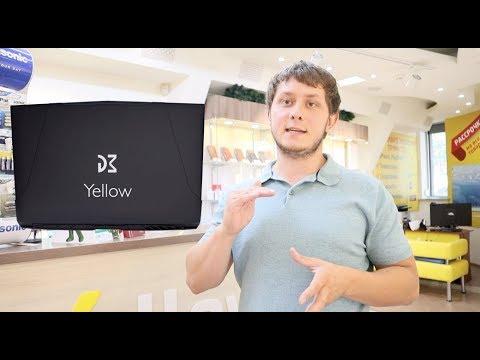 Что умеет D3 / Обзор ноутбука Dream Machines