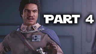 Star Wars Battlefront 2 Gameplay Walkthrough Part 4 - LANDO (Single Player Campaign)